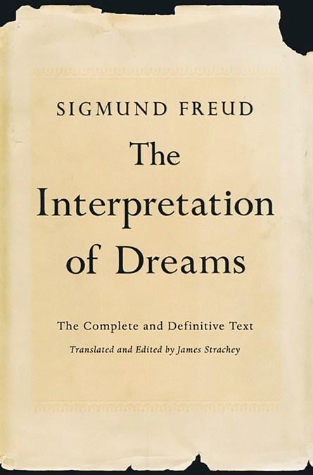 The interpretation of dreams by sigmund freud basic books the interpretation of dreams fandeluxe Gallery