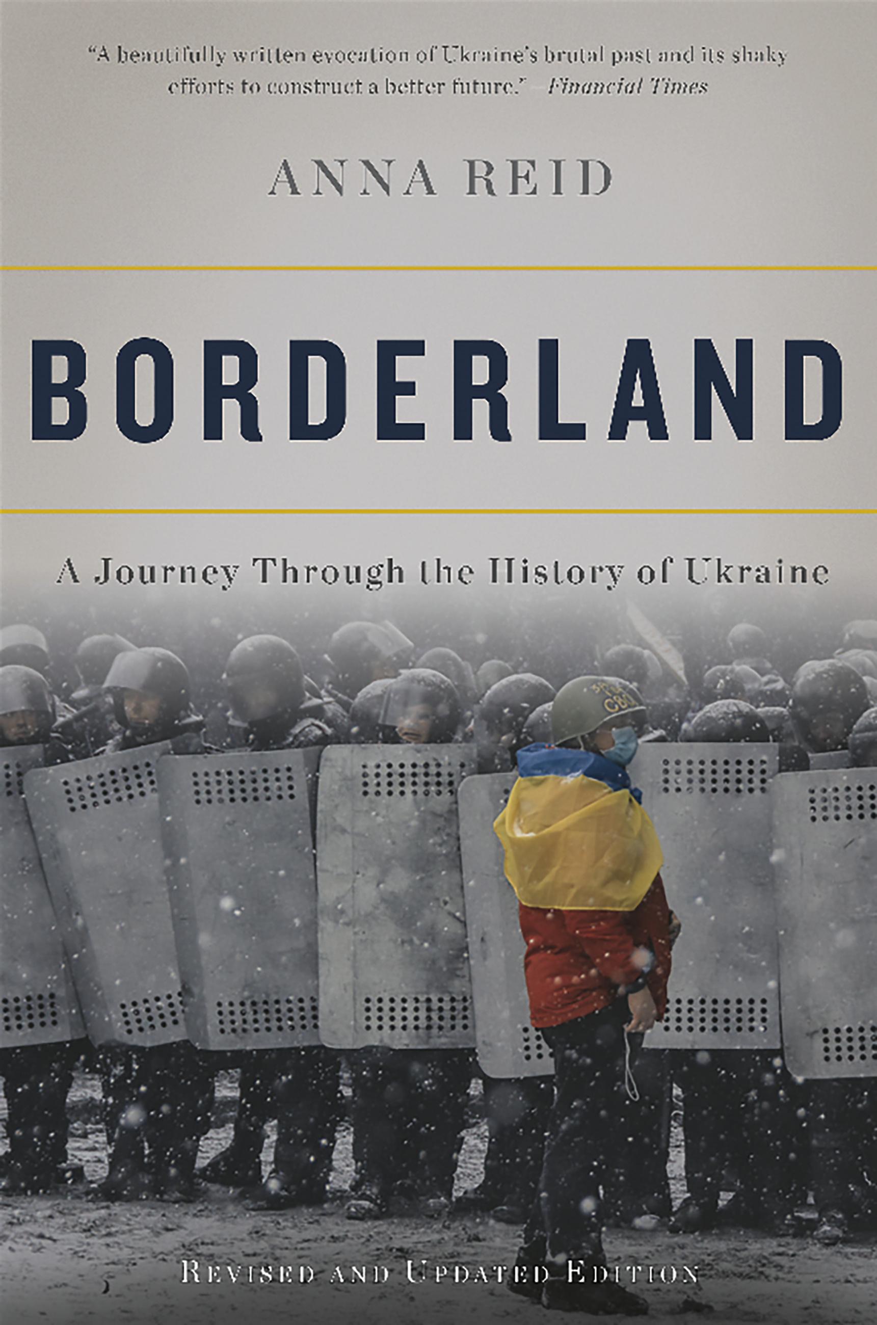 Borderland by Anna Reid | Basic Books