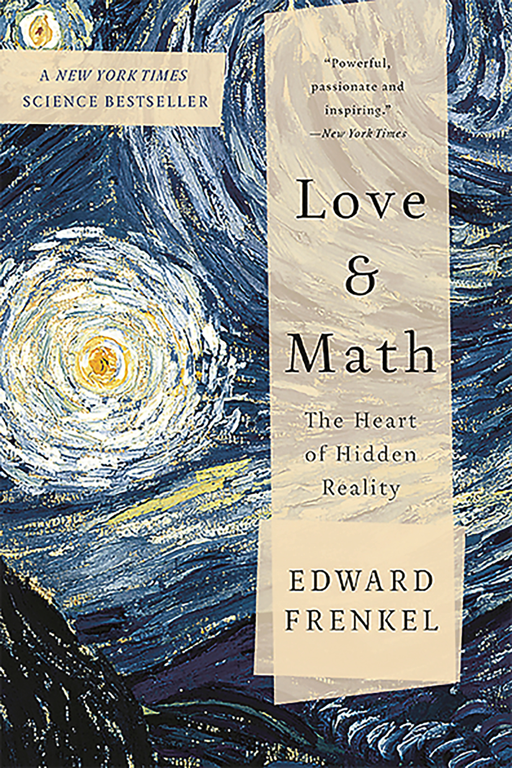 Love and Math by Edward Frenkel | Basic Books