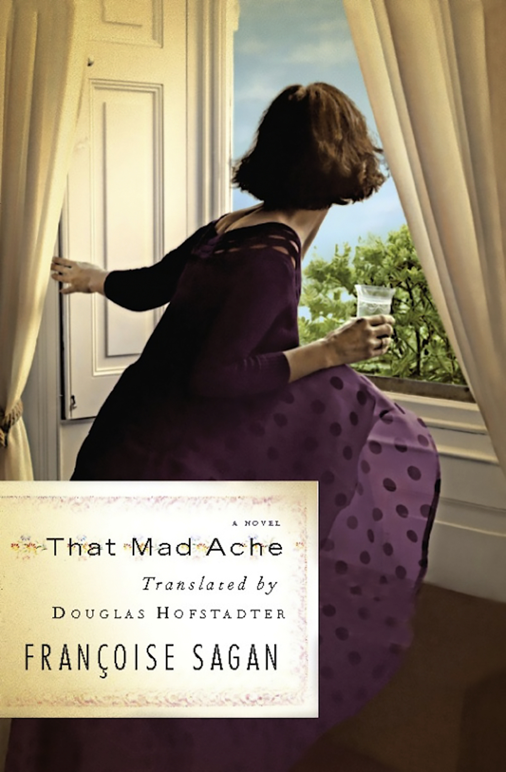 that mad ache a novel/translation trader an essay