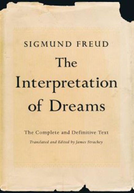 sigmund freud interpretation of dreams chapter summary