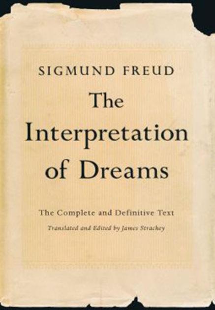 sigmund freud interpretation of dreams chapter summary
