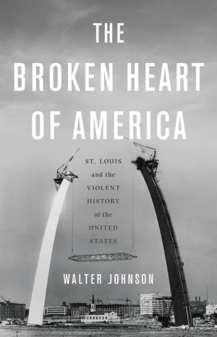 Cover of The Broken Heart of America